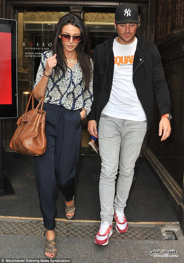 Michelle Keegan fiance Mark Wright