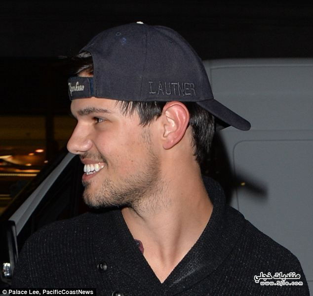 Taylor Lautner 2014 تايلور لوتنر