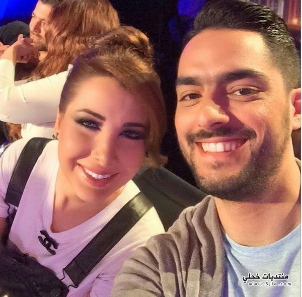 الشافعي ونانسي عجرم 2014 الشافعي