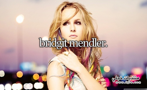 Bridgit Mendler 2015 بريجيت مندلر