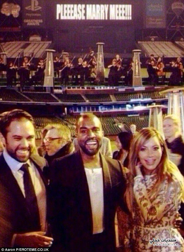 Kardashian Kanye West 2014