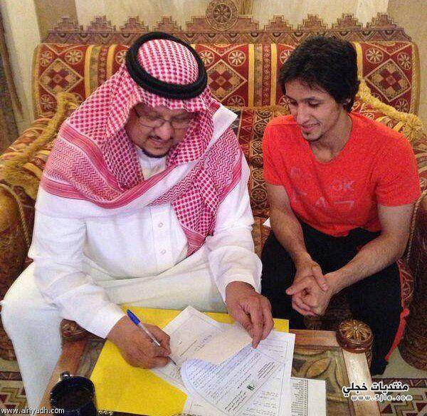 تجديد اللاعب خالد الغامدي الغامدي