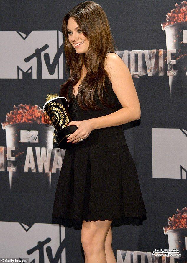 Mila Kunis 2015 ميلا كونيس