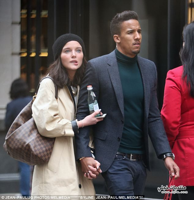 Helen Flanagan 2015 Scott Sinclair