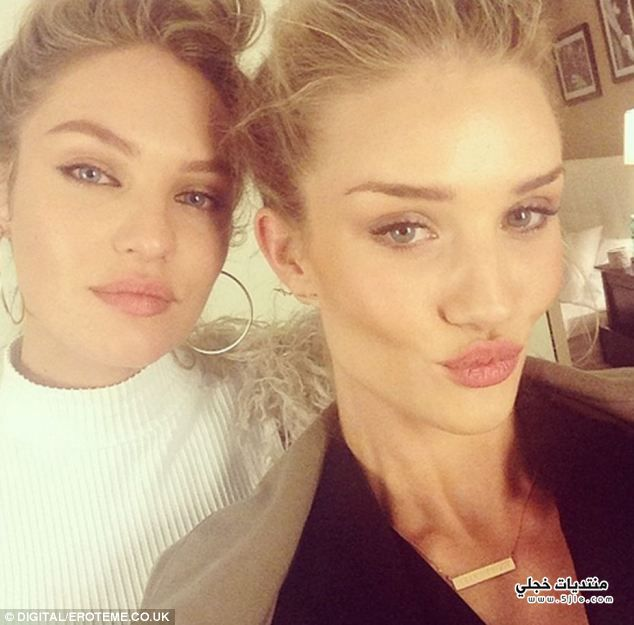 Rosie Huntington 2015 روزي هنتنغتون
