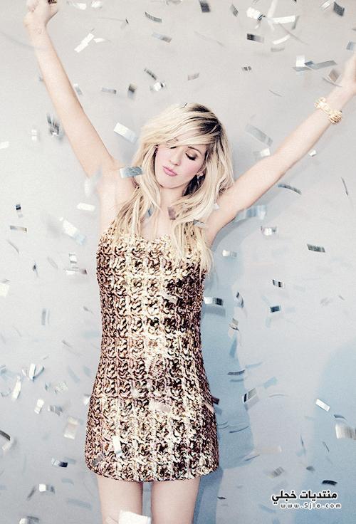 Ellie Goulding 2015 ايلي غولدنغ