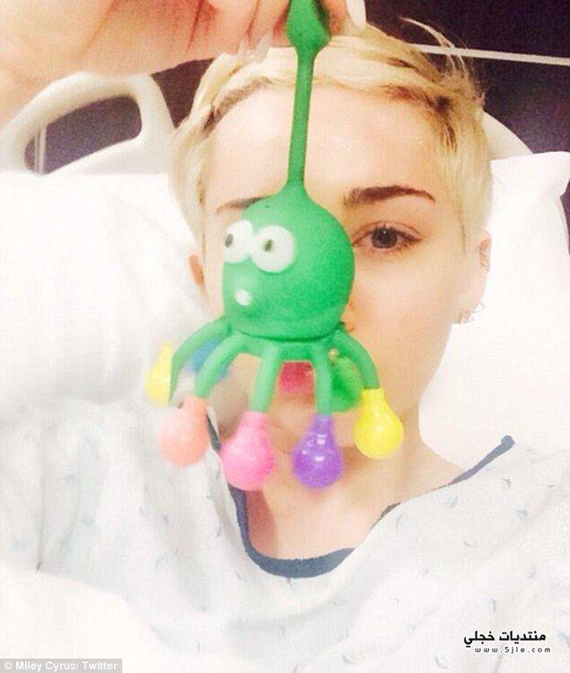 Miley Cyrus hospital Miley Cyrus
