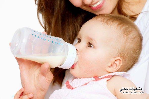 تنظيف قنينة الرضاعة طريقة تنظيف