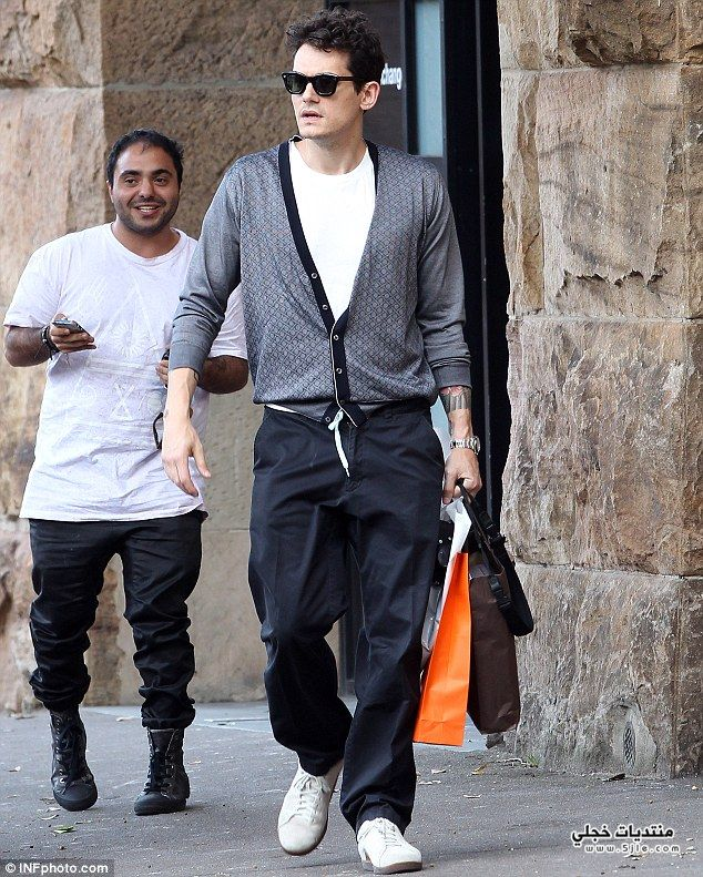 John Mayer 2015 ماير 2015