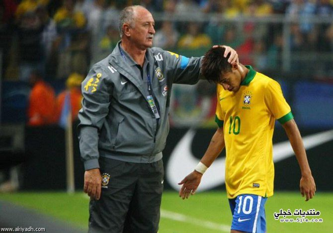 تشكيلة البرازيل العالم 2014 تشكيلة