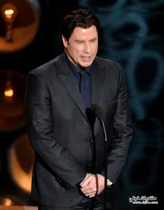 John Travolta 2015 ترافولتا 2015