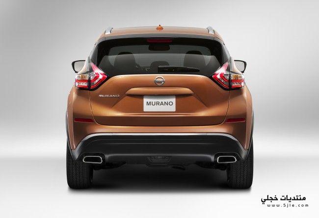 مورانو 2015 سيارة مورانو 2015
