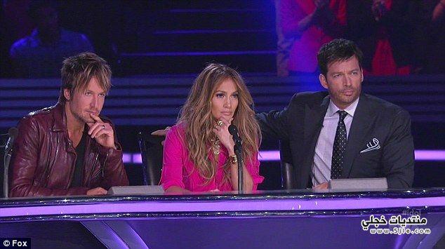 American Idol 2015 Jennifer Lopez