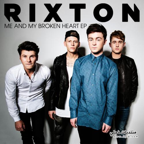 rixton Broken Heart rixton