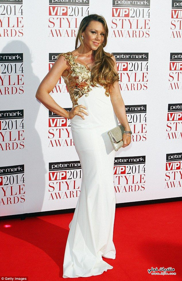 Michelle Heaton 2015 ميشيل هيتون