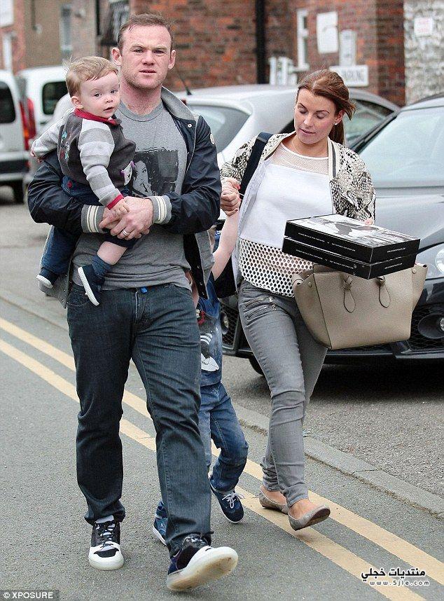 Rooney 2015 روني اطفالة 2015