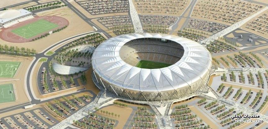 افتتاح استاد الملك عبدالله بجدة