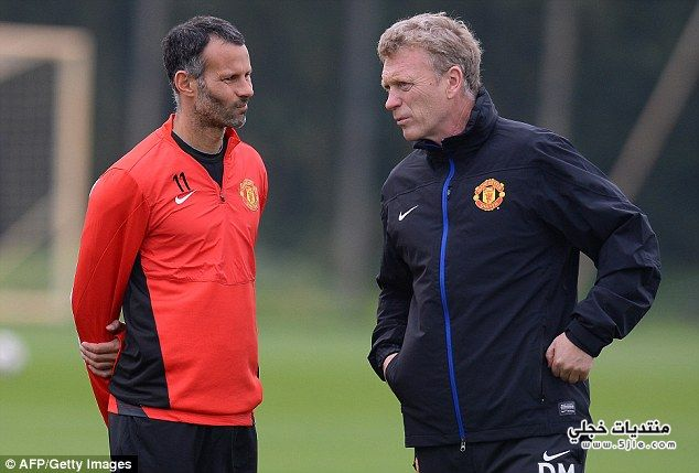 Ryan Giggs boss Manchester United