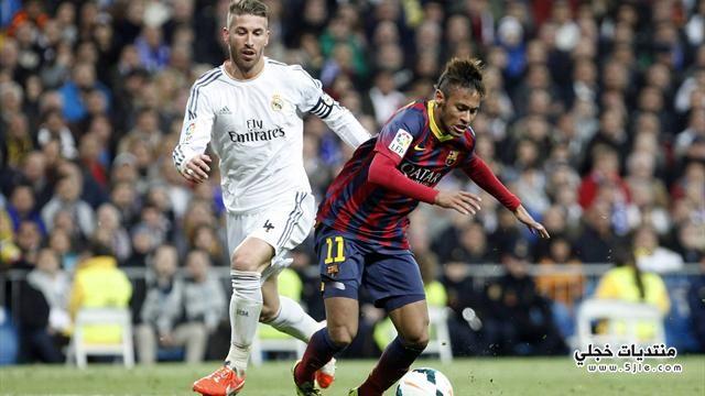 تقديم مباراة ريال مدريد وبرشلونة