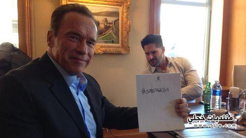 Arnold Schwarzenegger 2015 ارنولد شوارزنجر