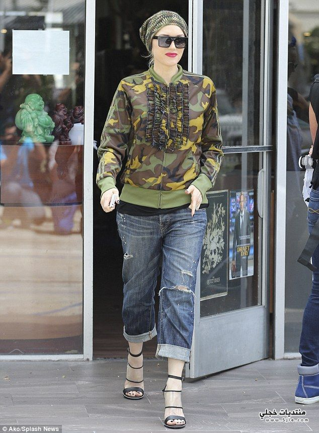Gwen Stefani 2015 غوين ستيفاني