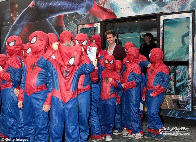 Emma Stone Spider Spider 2014