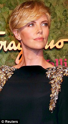 Charlize Theron 2015 تشارليز ثيرون