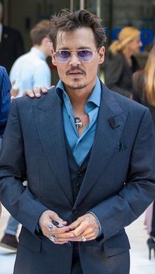 Johnny Depp 2015 جوني 2015