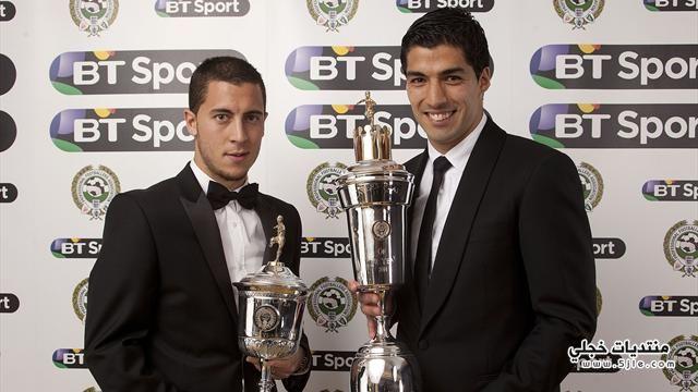 افضل لاعب الدوري الانجليزي 2014