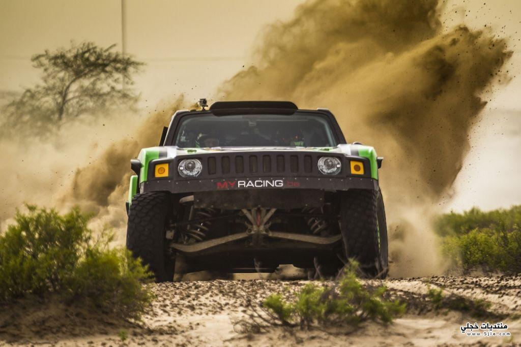 رالي 2014 rally qatar 2014