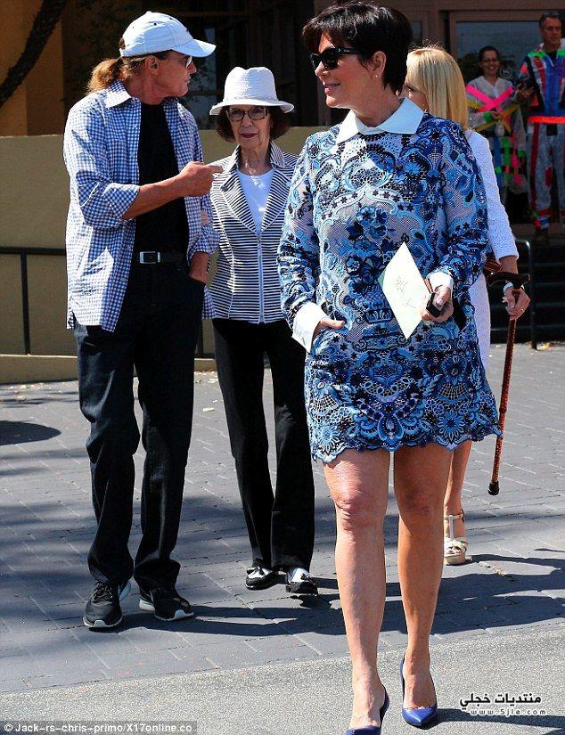 Kris Jenner 2015 كريس جينر