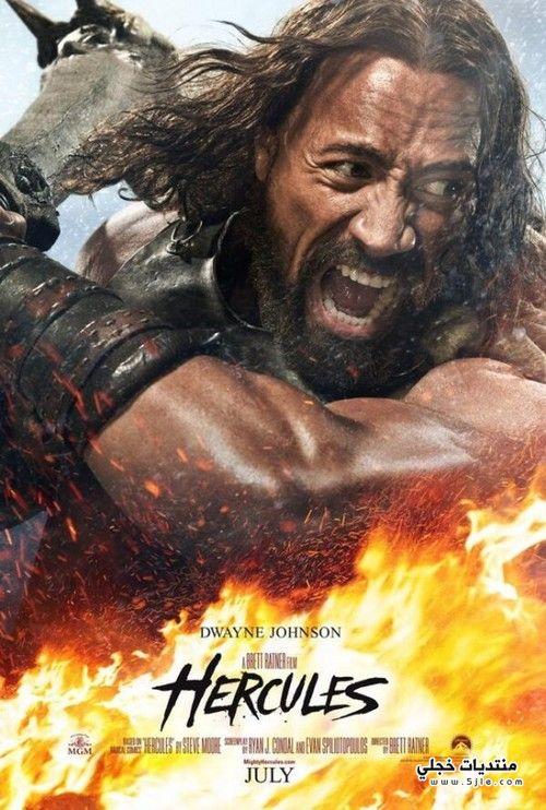 Hercules 2014 rock hercules فيلم