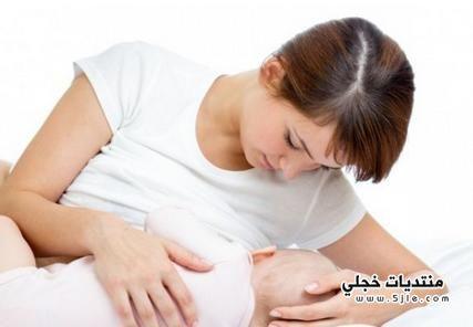 ترهلات الثدي الحمل والرضاعة