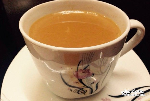 طريقة الشاي العدني بالصور