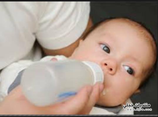 الحليب المناسب للمواليد