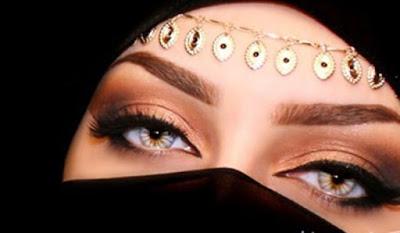 عيون بنات البدو