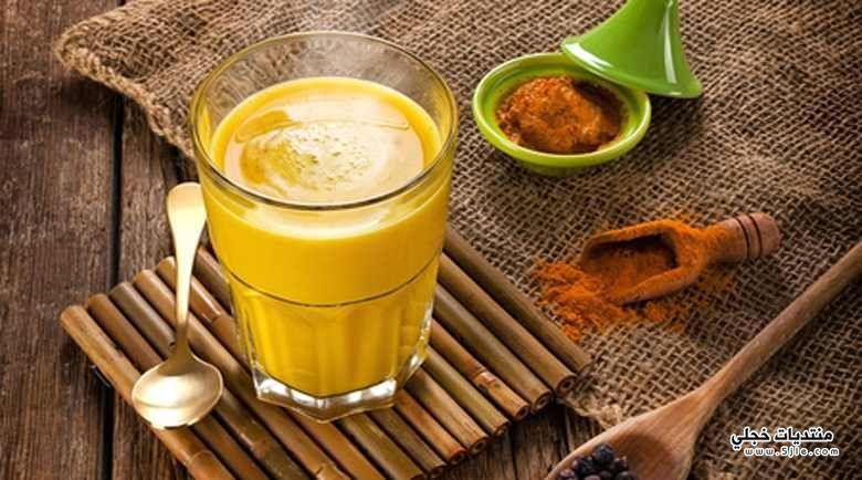 عصير الكركم والليمون للاكتئاب