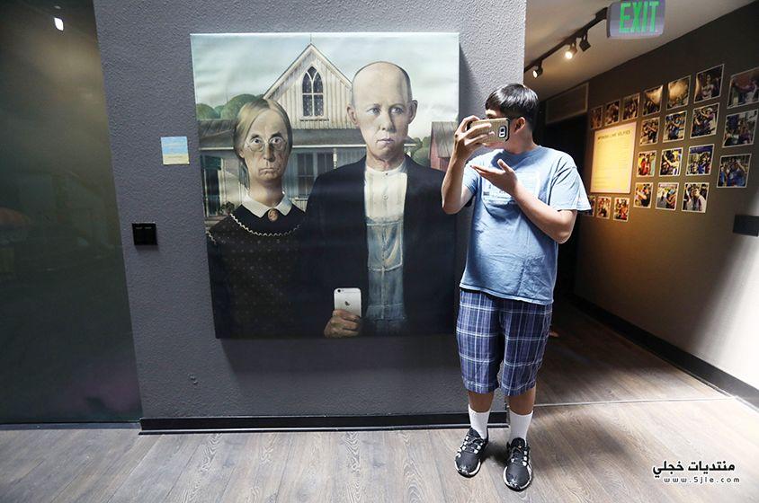 متحف السيلفي