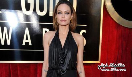 Angelina Jolie 2013 احدث انجلينا