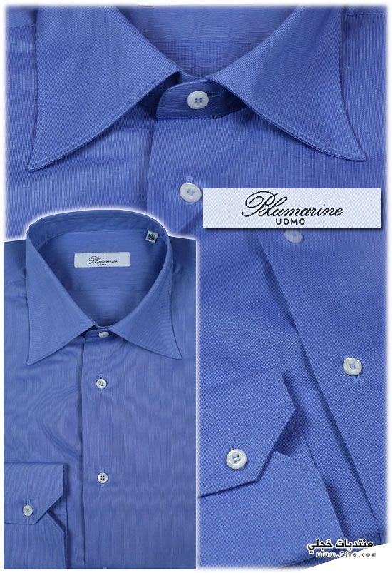 قمصان رجالى بالوان جميله 2014
