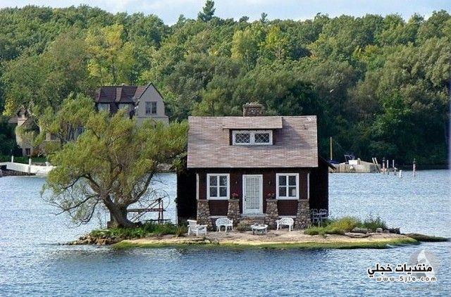 جزيرة البيت الواحد جزيرة البيت