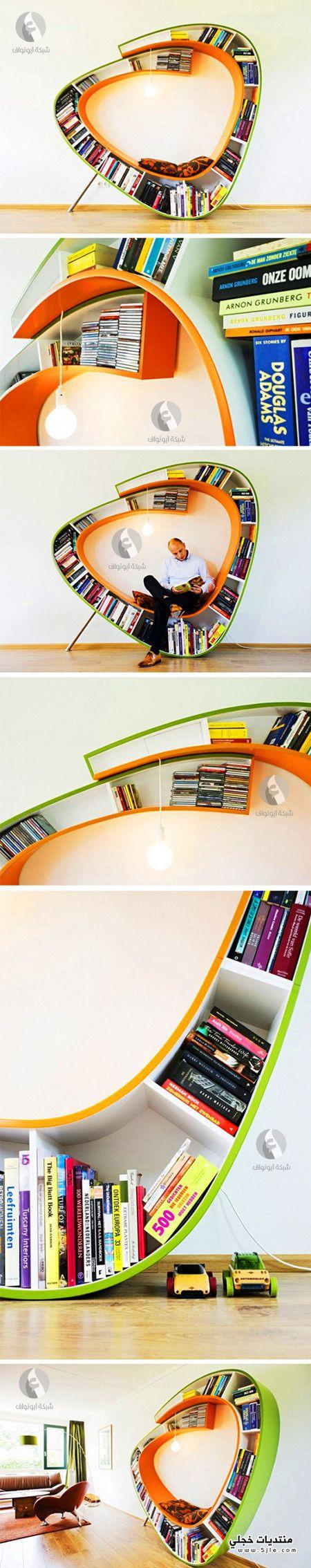 ديكورات مكتبة 2014 ديكورات مكتبة