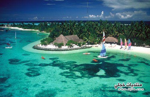 جزيرة الباونتي الباونتي المالديف اروع
