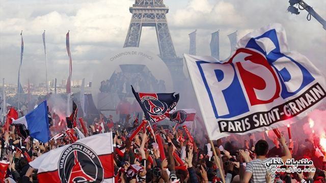 اشتباكات عنيفة تنهي احتفالات باريس