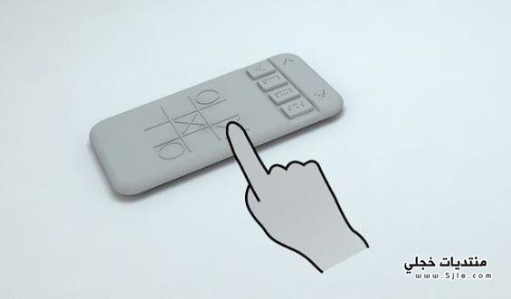 هاتف للمكفوفين جوال للمكفوفين هاتف