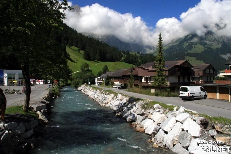 قرية انجيلبيرج 2014 السياحة سويسرا