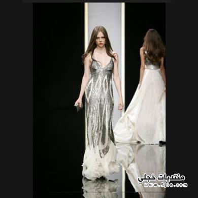 اجمل الفساتين اللبنانية للسهرات موديلات