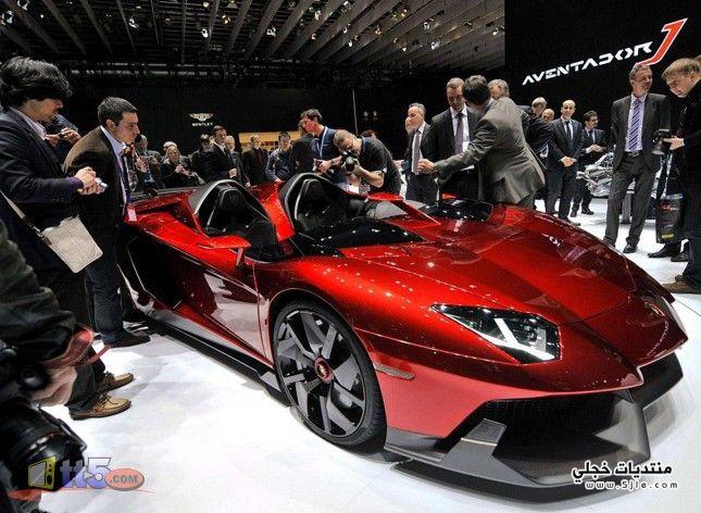 سيارات جديدة معرض جنيف الدولي