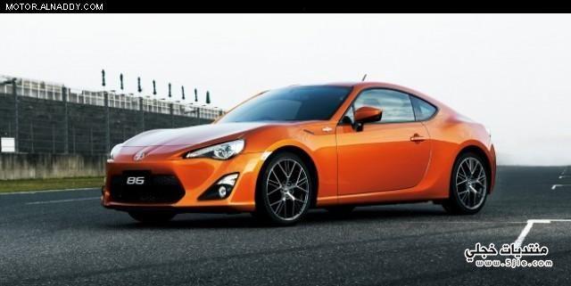 السيارة الرياضية تويوتا 2014 مميزات