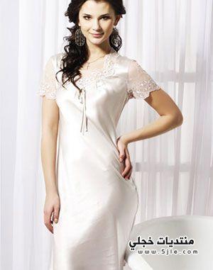 اجمل ملابس الستان للعروس 2015